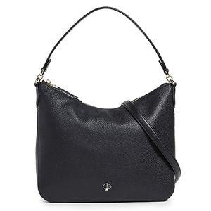 Kate Spade Polly Medium Shoulder Bag Black